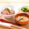 花一番 - 料理写真:自家製ローストビーフ丼セット