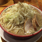 108743211 - 麺少なめ、味玉つき 780円
