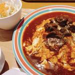 RORO - 料理写真:ビーフシチューオムライス