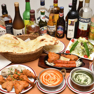宴会やパーティーには、飲み放題&食べ放題付きコースがおすすめ