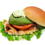 the 3rd Burger - アボカドチキンバーガー
