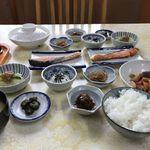 川上温泉 - 料理写真: