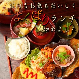 『お味噌汁屋さん杏』の大満足ランチ