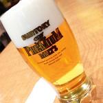 ぶぶ亭 - 生ビールの小など・・・