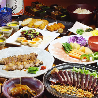 本格九州料理・沖縄料理が新橋で味わえる!厳選素材の絶品ぞろい