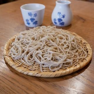 手打ちそば 菊谷 - 料理写真:
