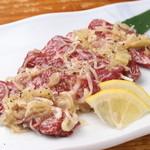 恵比寿 英司 - もみハラミ