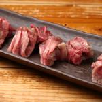 恵比寿 英司 - 厚切り牛タン