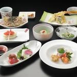 日本料理 ぎん - 6月花ごころ懐石コース
