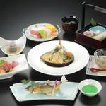 日本料理 ぎん - 6月季節のコース