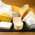 ~今月の厳選チーズ~