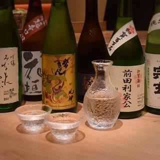 北陸の日本酒をはじめ、沢山のお酒を取り揃えております!!