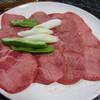 肉のひらやま - 料理写真:牛タン