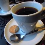 月のとき - ブレンドコーヒー(¥300)