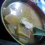 中野屋食堂 - 豚汁定食