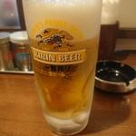 焼鳥日高 - ドリンク写真: