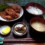 お弁当 ひまわり - 料理写真:からあげ弁当 650円