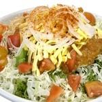 GB's CAFE - ホットタコライス‼沖縄しか食べられない料理が早稲田にはあるっψ(`∇´)ψ とってもスパイシー‼