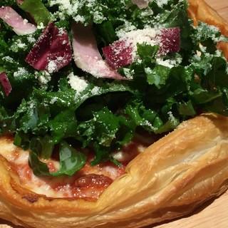 新食感【パイッツァ】誕生!美味しくて楽しいピッツァ体験を♪