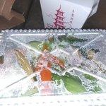 108777998 - 野菜炒めとごはんで$10.88安い
