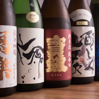 旨い肉をつまみに旬の日本酒はいかがですか?