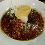 108778530 - 黒胡麻坦々麺