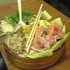 相撲茶屋ちゃんこ鍋 昇龍 - 料理写真:昇龍鍋 その1
