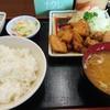 みよし食堂 - 料理写真:豚バラ定食800円