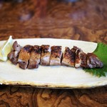 元祖 むらさき - 比内鶏塩焼き