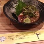 ハカタメグスタ - ゴマ鯖おいしい