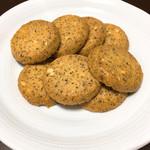 108787679 - 紅茶のクッキー。