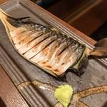 Ikasushidainingusensuke - 炙りしめ鯖