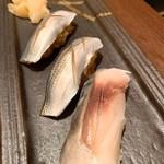 Ikasushidainingusensuke - コハダ、しめ鯖