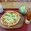 ヴォーイ・ピザせいりん亭 - 料理写真:ランチ『本日のピザセット』