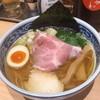 寿製麺 よしかわ - 料理写真:煮干そば 白醤油 750円 (並)