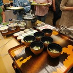 ホテル霧島キャッスル - 夕食バイキング