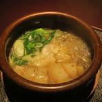 赤坂 渡なべ - 鯛小鍋