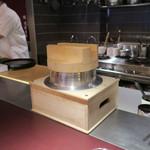 赤坂 渡なべ - 釜炊きご飯