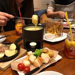 肉・海鮮・チーズ 北海道バル ほろほろ -