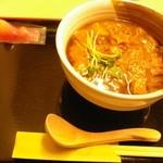 まんぷく屋十大 - カレー蕎麦