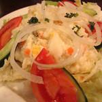 ライラック - ポテトサラダ