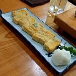 大衆酒蔵 日本海 - 裏menuの卵焼き