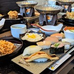108801464 - 季節の上寿司御膳