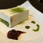 ゆず庵 - デザート(季節の上寿司御膳)
