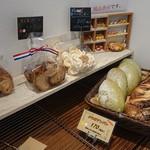 手作りパン マリブレッド - 料理写真:店内♪