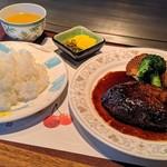 鉄板焼 ウチダ - 料理写真:日替わりランチ