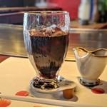 108805149 - アイスコーヒー(日替わりランチ)
