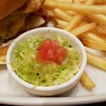Island Burgers - サラダ