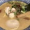 友 - 料理写真:半熟煮玉子濃厚鶏塩ラーメン