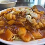 中華大千居 - 酸辣麺 スープ無